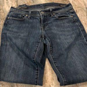 Citizen jeans sz 27 low waist flare